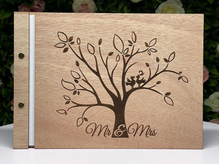 Guestbook - Mr & Mrs